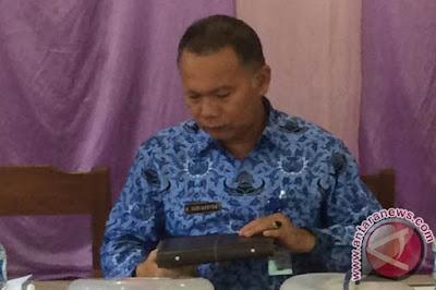 Sekda Kotabaru Dipindahkan Menjadi PNS Pemprov Kalsel