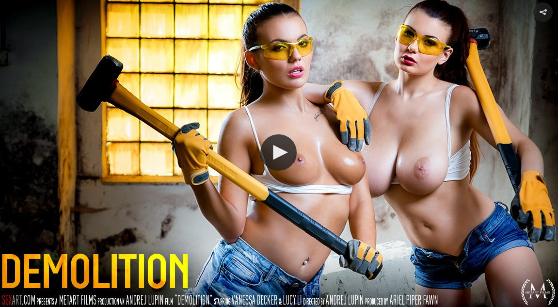 UNCENSORED [sexart]2017-02-10 Demolition, AV uncensored