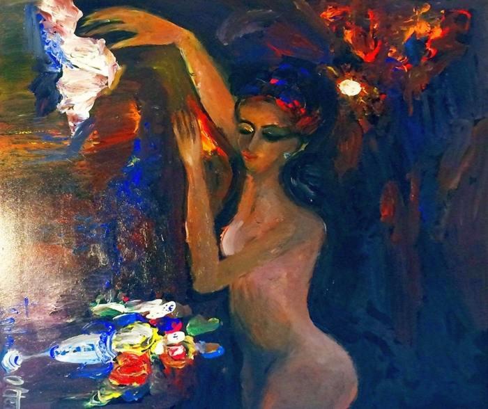 Тишина и буря чувств. Mihai Teodor Olteanu