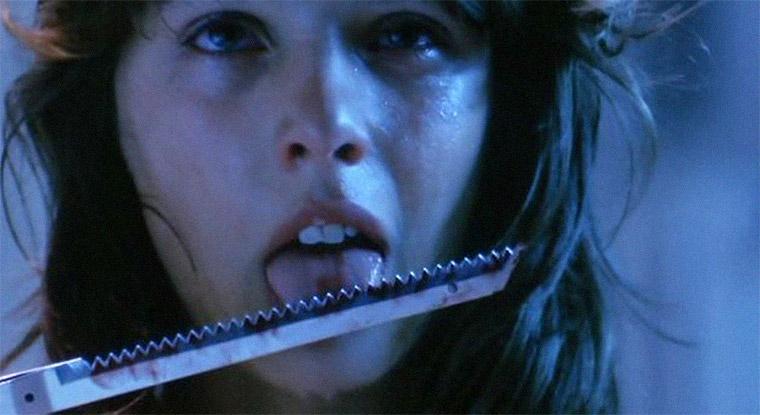 Désirée Nosbusch in DER FAN (Eckhart Schmidt, 1982). Quelle: Mondo Macabro Blu-ray Screenshot (skaliert)