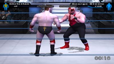 Hasil gambar untuk WWE SmackDown! Here Comes the Pain