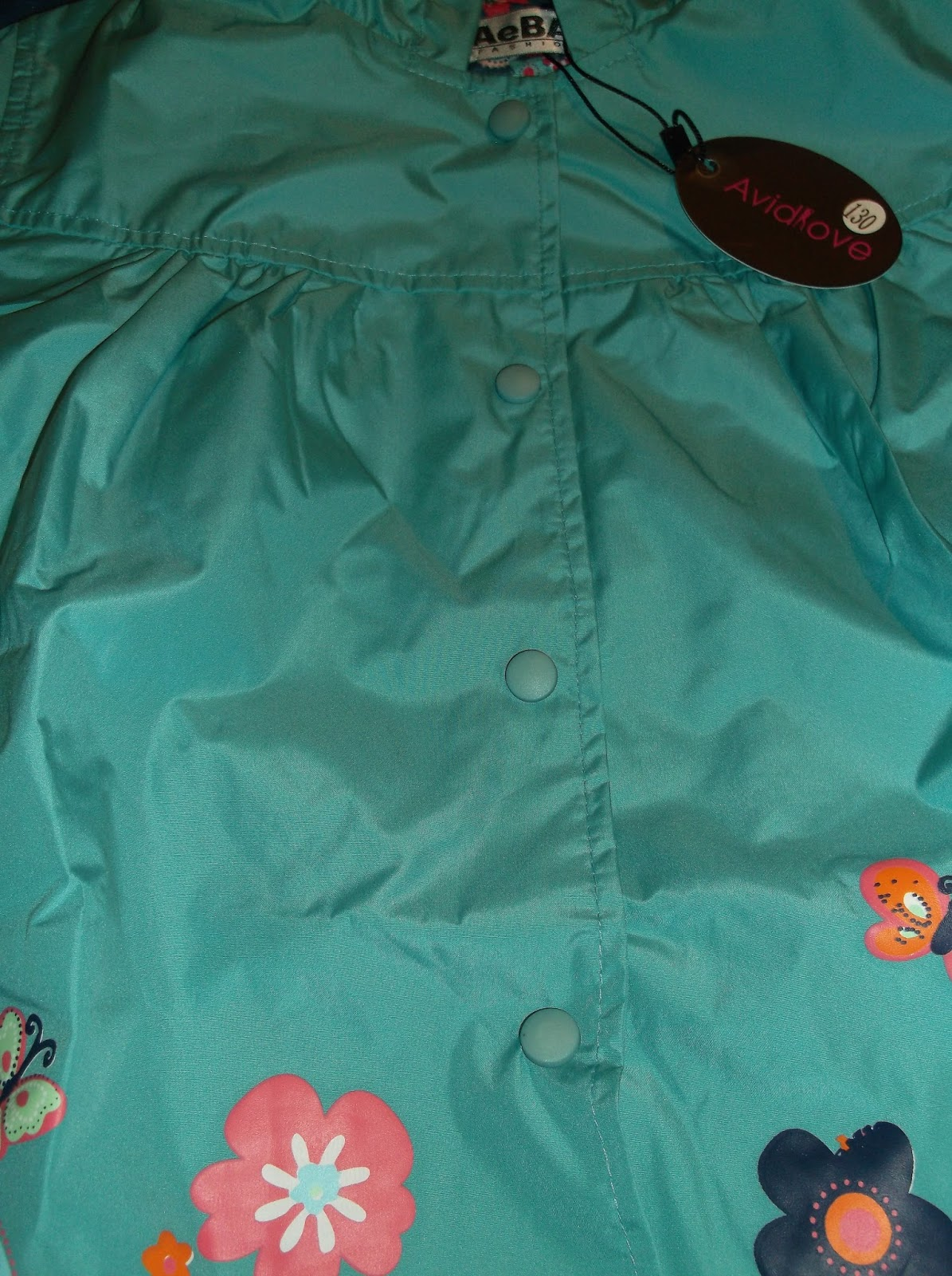 d50cc5f35842 Missys Product Reviews   Arshiner Girl Baby Kid Waterproof Hooded ...