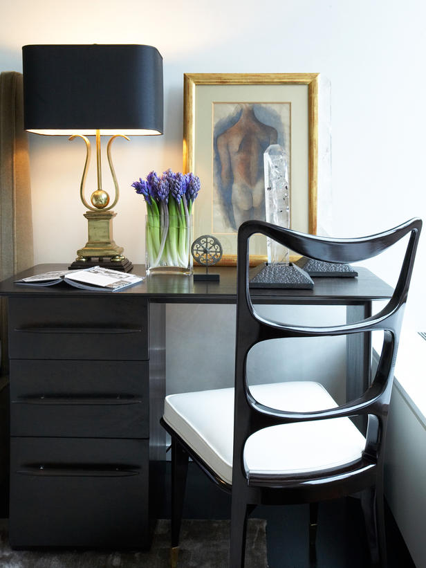 Small Home Office Design Ideas 2012 From HGTV | Modern ...