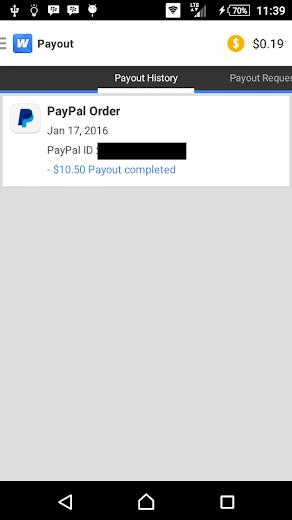 igniel.com - PO Alias Payout Pertama Dari Whaff Rewards