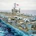 ALERTA: Depois de bombardear Síria, EUA envia porta-aviões com frota de aviões de guerra para Península Coreana