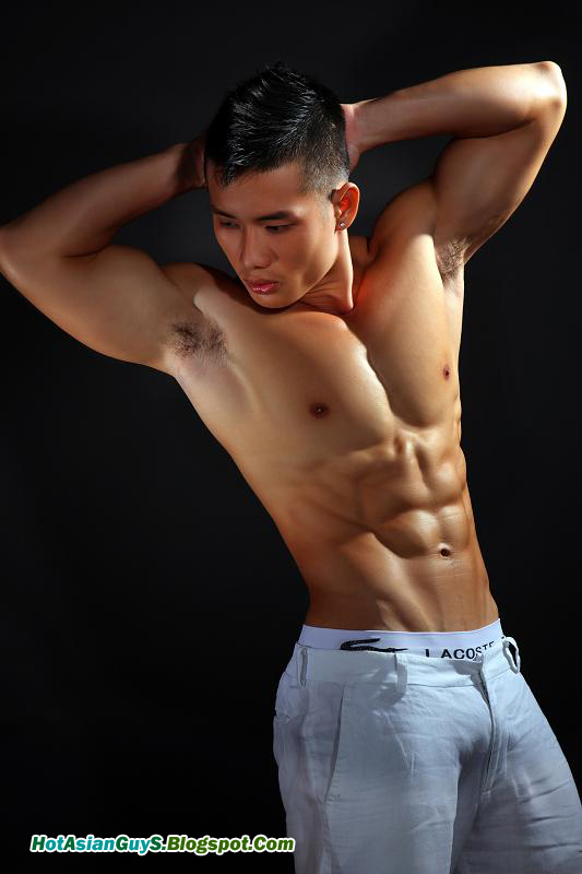 Vietnamese male model