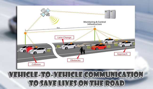 Vehicle-to-Vehicle Communication to Save Lives on the Road