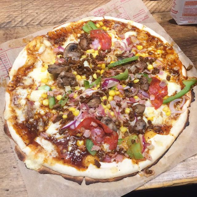 Inferno Pizza Nottingham