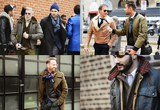 READY FOR FALL: THE JACKET