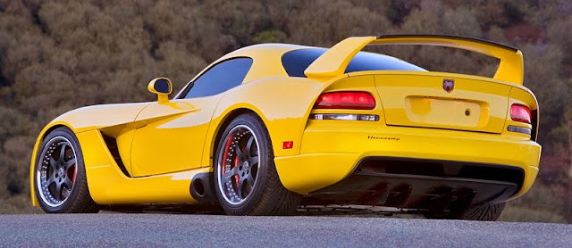 Hennessey Venom 1000 Twin Turbo