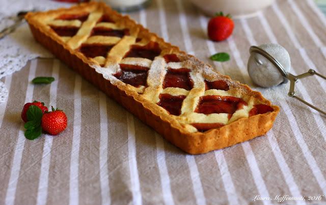 crostata Massari pasta frolla buonissima