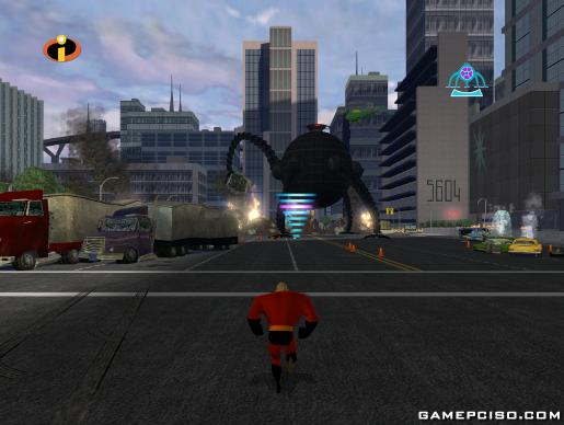 The Incredibles - Download Game PC Iso New Free