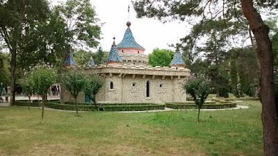 castillo parque timisoara rumania
