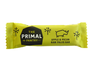Primal Pantry  Apple & Pecan Raw Paleo Bar