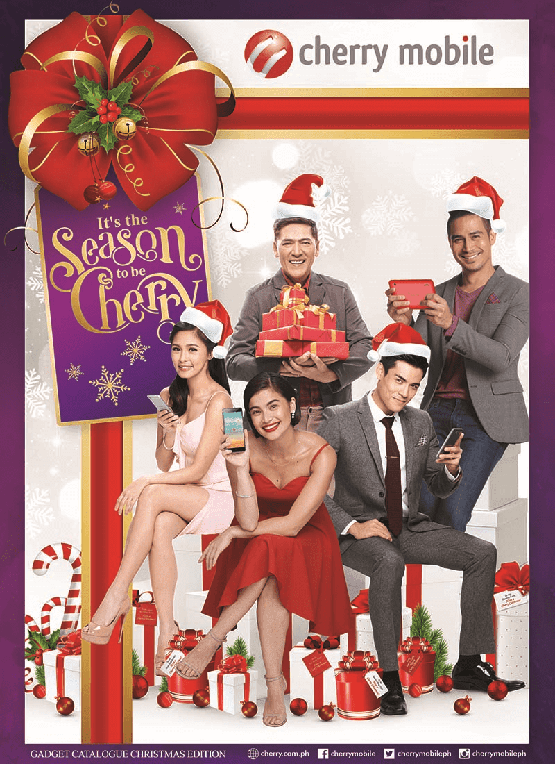 Cherry Mobile Christmas Catalogue