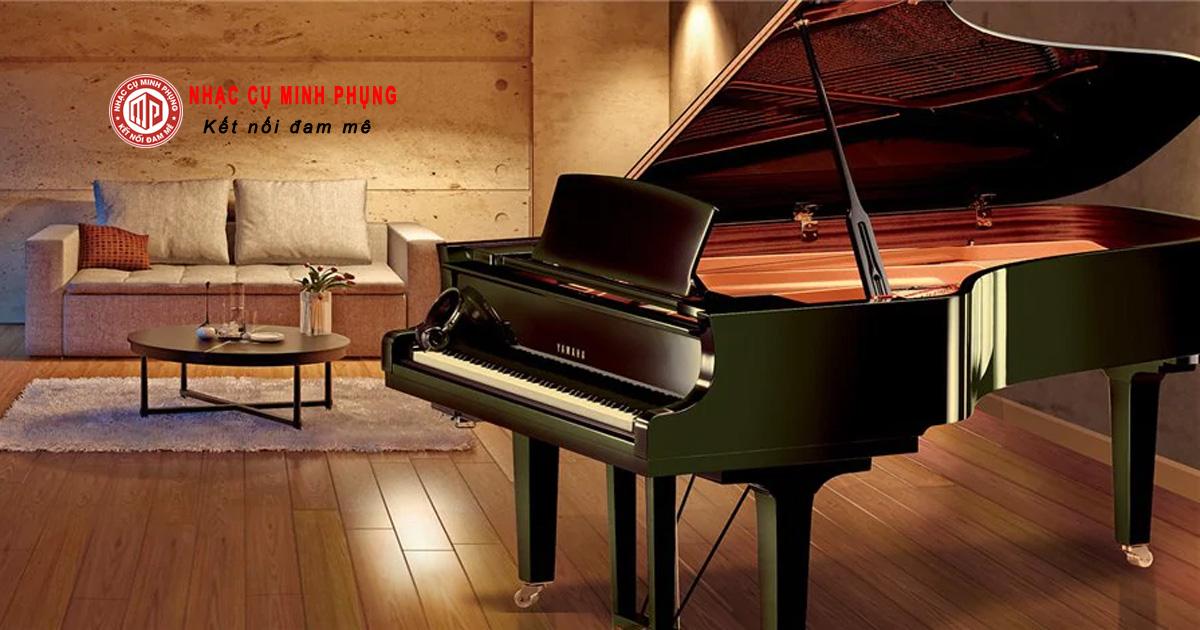 Nên mua đàn piano cơ hay của Yamaha