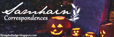 Samhain Correspondences