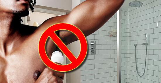 Desodorante: você sempre usou errado e não sabia...