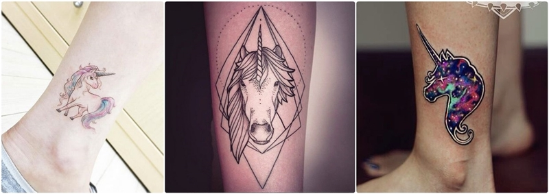unicorn-tattoo