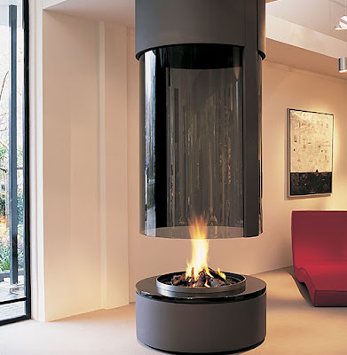 Best Fireplace Design Ideas Round Free Standing Wood Gas