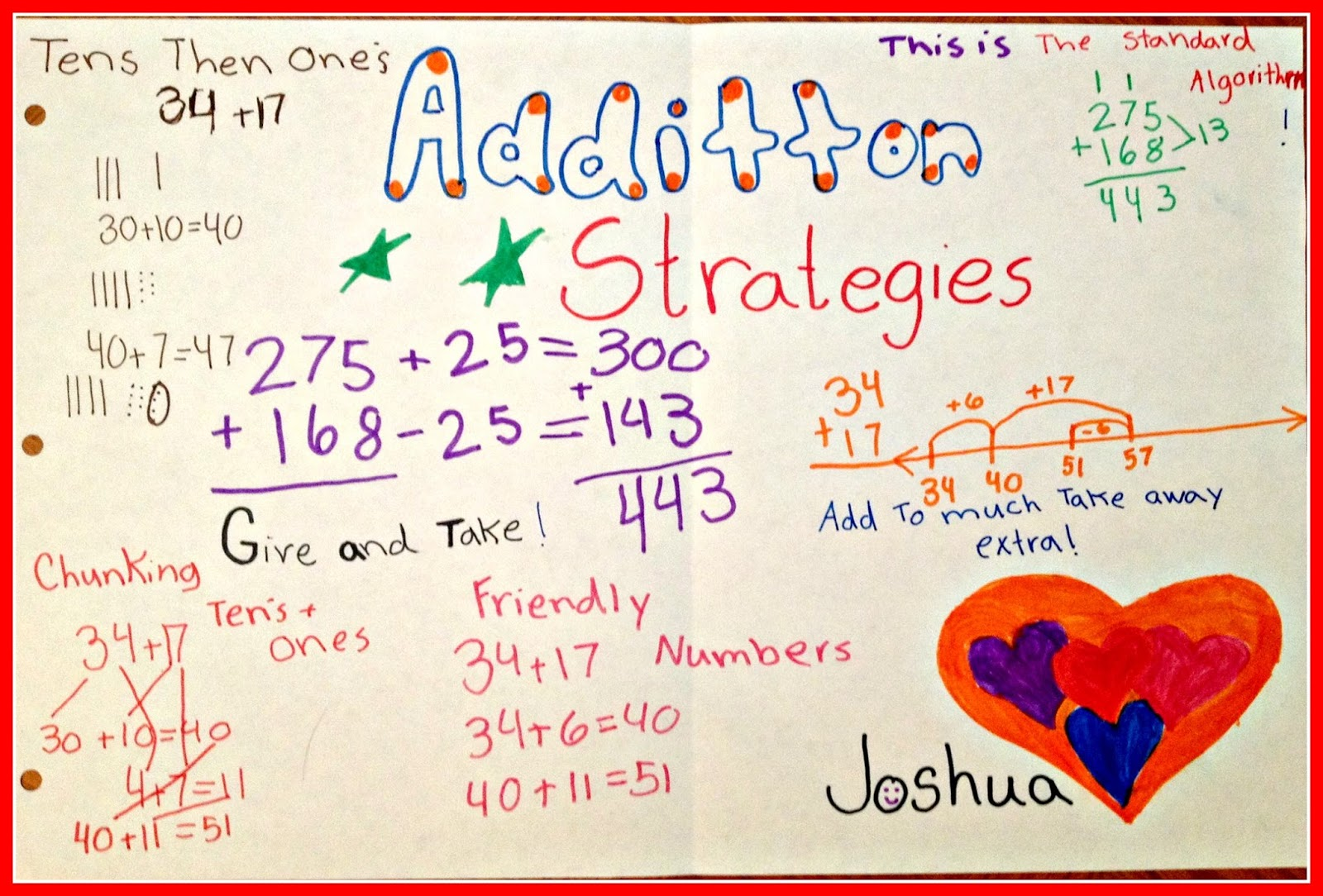 love2learn2day: Student Notebook Strategy Posters