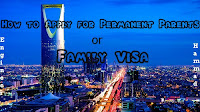 permanent visa for parents in saudi arabia ksa