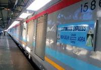 Gatimaan Express Delhi-Agra