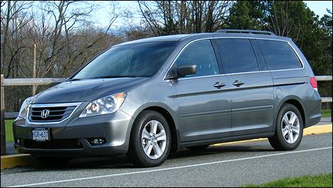 Bestcars: Honda odyssey 2010