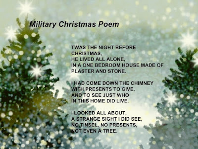 Merry Christmas Poems