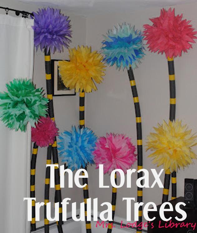 Lorax Classroom Decor ~ It s written on the wall dr seuss lorax inspired