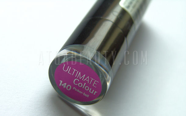 Makijaż :: Catrice Ultimate Colour 140 Pinker-bell