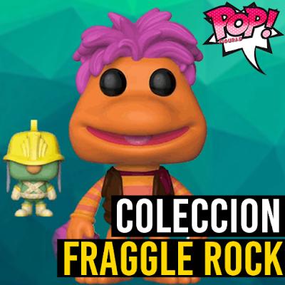 Lista de figuras funko pop de Funko POP Fraggle Rock