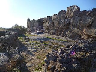 Puerta de acceso a Hijovejo