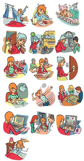 Illustrazioni per l'editoria scolastica