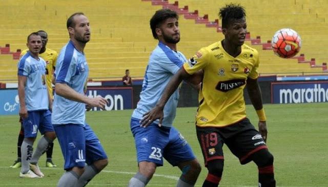 Macara vs Barcelona de Ecuador en vivo