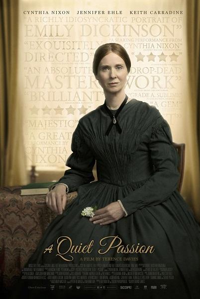 Film A Quiet Passion 2017 Bioskop