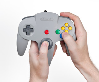 N64 Video Game Controller Design