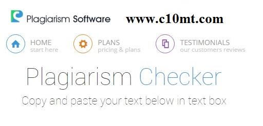 Premium Plagiarism Checker with Unlimited Searches for SEO