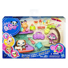 Littlest Pet Shop 3-pack Scenery Monkey (#1493) Pet