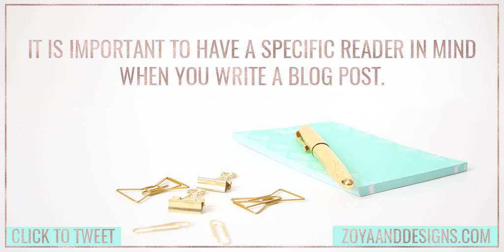 how to write high quality blog posts click to tweet image