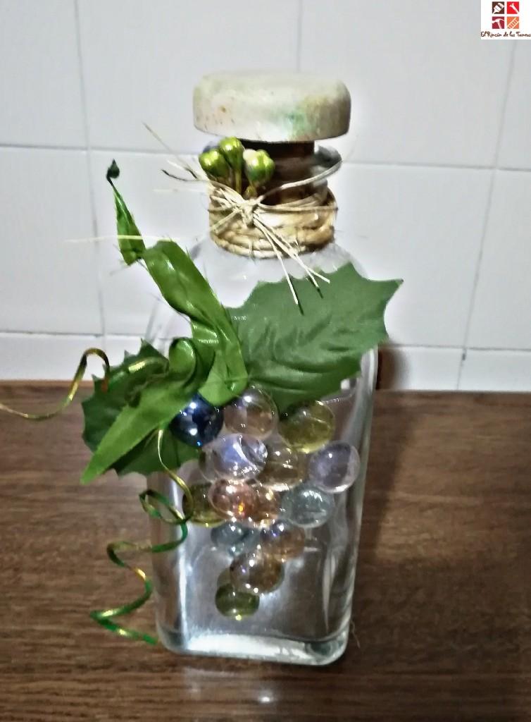 reciclar botellas de vidrio trucosymanualidadescom