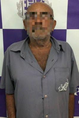 Idoso de 89 anos é preso 11 anos após abusar de duas meninas, na Bahia