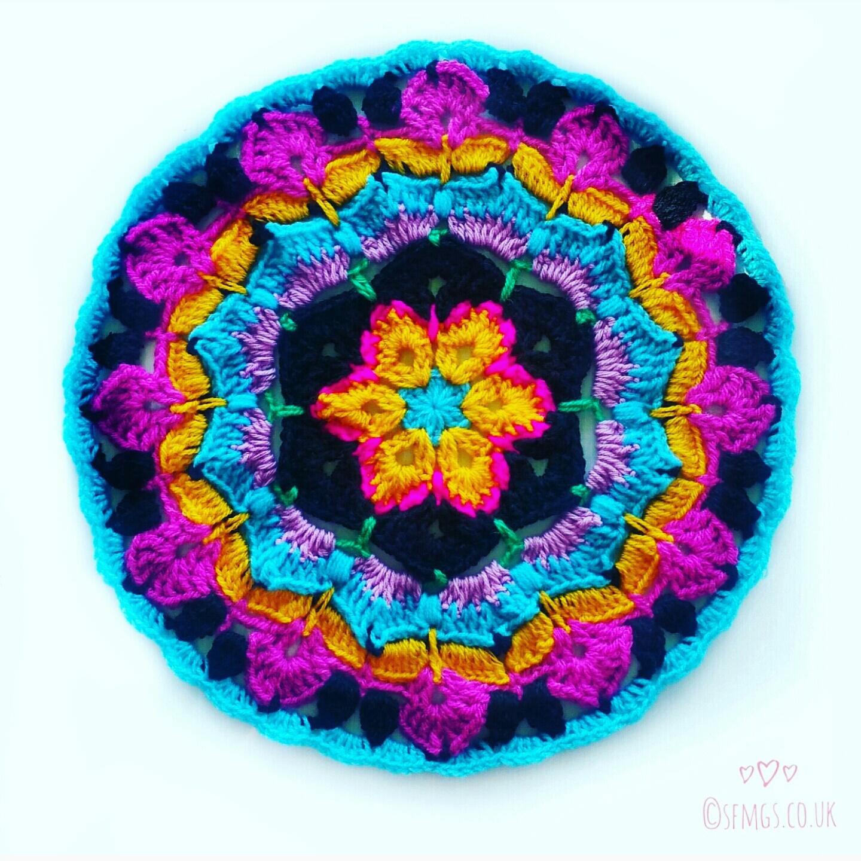 Set Free My Gypsy Soul | a Crochet Craft blog : Blue Hawaii African ...