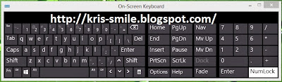 On - Screen Keyboard 3