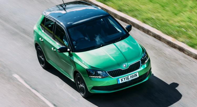 Skoda Launches Colour Edition Specials For The Fabia And