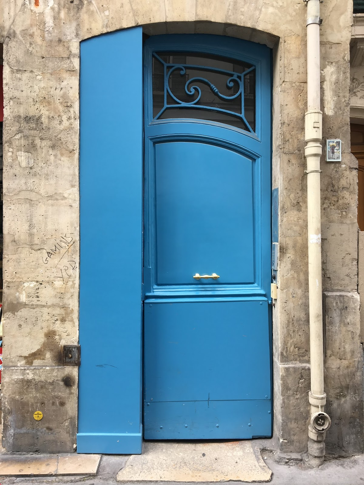 The Many Beautiful Doors Of France Design Fixation