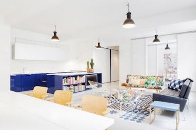48 Desain Ruang Tamu Skandinavia Paling Jempolan