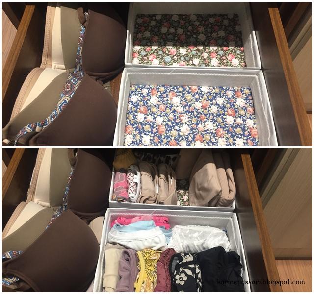 como fazer caixa organizadora com caixa de papelão