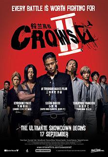 Subscene crows zero 2 (kurôzu zero 2) english subtitle.