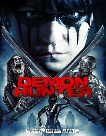 Demon Hunter (2016) Hindi Dual Audio 450MB WEB-DL 720p HEVC x265